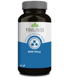 MSM Plus 700mg 90 gélules Equi - Nutri