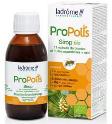 Sirop bio propolis échinacée thym 150 ml Ladrôme