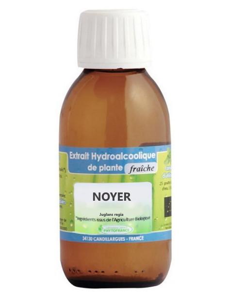 Extrait hydro alcoolique Noyer 125ml Phytofrance Herboristerie de paris