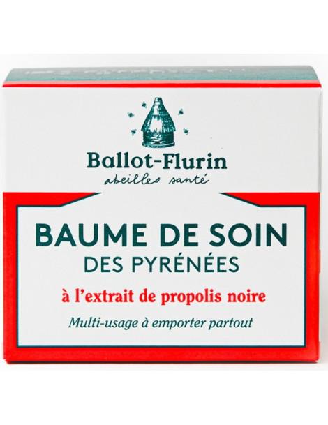 Baume soin des Pyrénées 30 ml Ballot Flurin hydratant nourrissant Herboristerie de paris