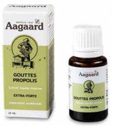 Gouttes Propolis Propolin 15 ml Aagaard