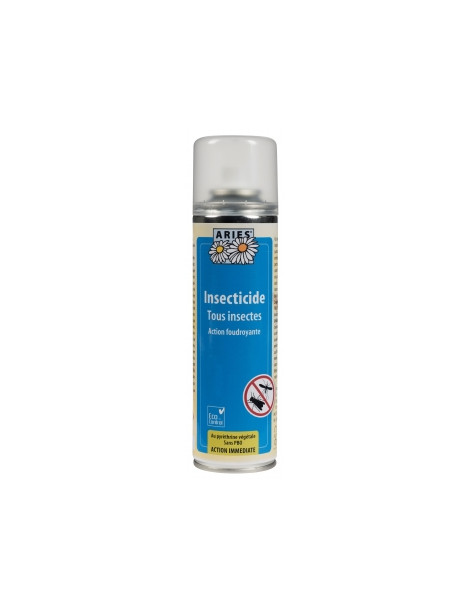 Spray Insecticide au Pyrèthre naturel 200 ml Ariès