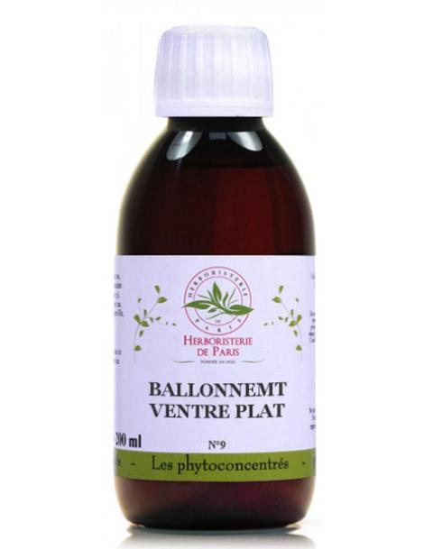Phyto-concentré Ballonnements Ventre Plat 200 ml Herboristerie de Paris