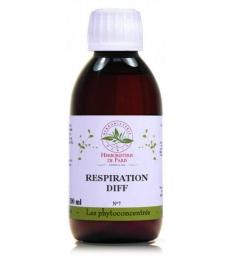 Phyto-concentré Respiration difficile n°7 200 ml Herboristerie de Paris