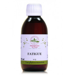Phyto-concentré Fatigue 200 ml Herboristerie de Paris