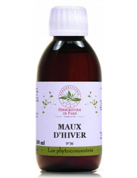 Phyto-concentré Maux de l'Hiver 200 ml Herboristerie de Paris