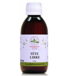 Phyto-concentré Tête Libre (Migraine) 200 ml Herboristerie de Paris