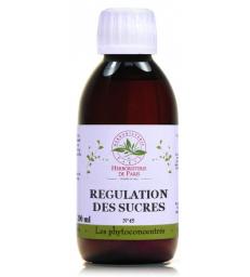 Phyto-concentré Régulation des Sucres 200 ml Herboristerie de Paris