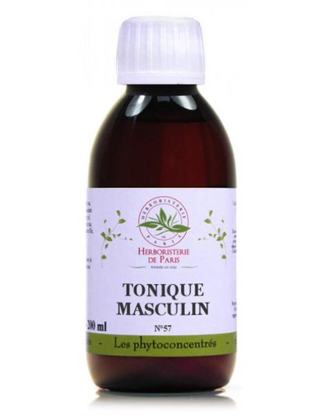 Phyto-concentré Tonique Masculin 200 ml Herboristerie de Paris