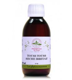 Phyto-concentré Touss Touss Sèche Irritation 200 ml Herboristerie de Paris