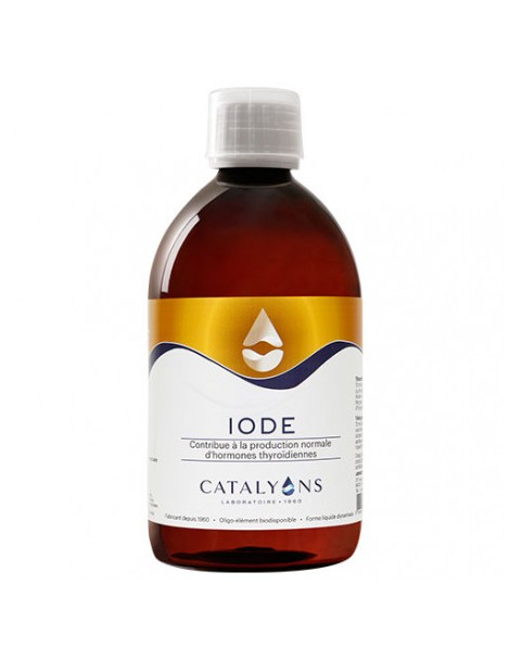 Iode 500ml Catalyons