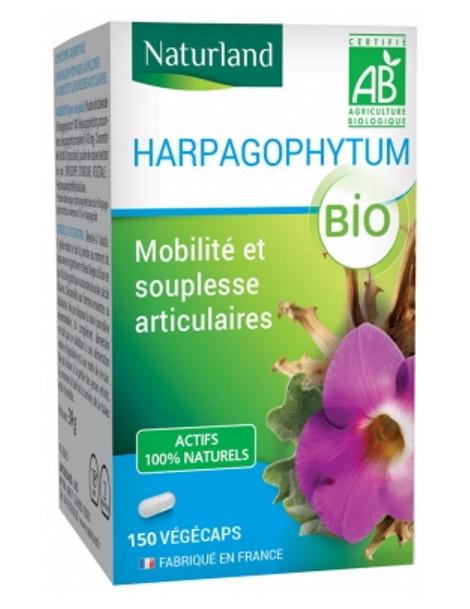 Harpagophytum bio 150 Végécaps articulations sensibles Herboristerie de paris