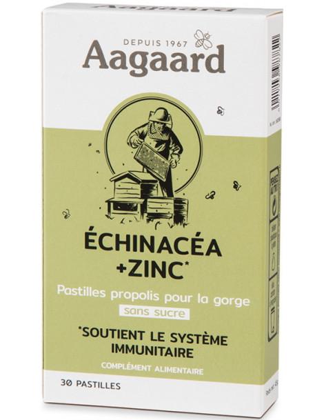 Propolentum Echinacea Zinc 30 pastilles sous blister