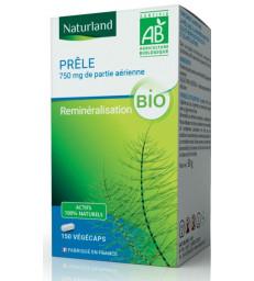 Prêle des champs Bio 150 Gélules Végécaps Naturland