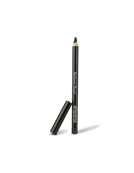Crayon contour des yeux gris 1.13g Benecos