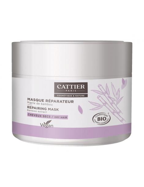 Masque capillaire réparateur 200ml Cattier