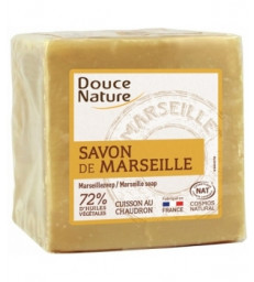 Savon de Marseille Blanc 300g Douce Nature