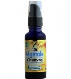 Huile végétale Chanvre Bio 30ml Phytofrance