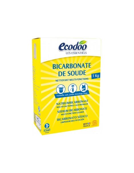 Bicarbonate de soude 1kg Ecodoo