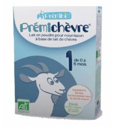 Prémichèvre 1er âge 0 à 6 mois 600g Prémibio