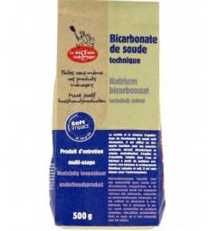 Bicarbonate de soude technique 500g Droguerie Ecologique