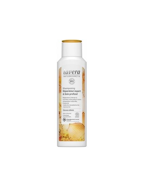 Shampoing réparateur expert et soin profond 250ml Lavera