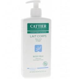 Lait corps hydratant modelant Aloe Vera et Onagre 500ml Cattier