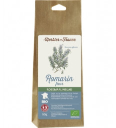 Romarin Feuilles BIO 50g Herbier De France