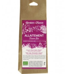 Tisane allaitement BIO 100g Herbier De France