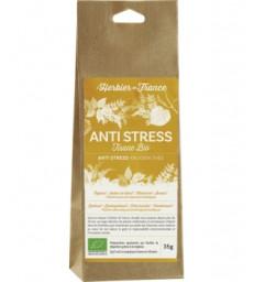 Hamac infusion Anti stress sachet BIO 35g Herbier De France