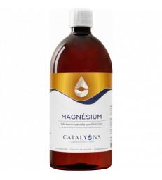 Oligo élément MAGNESIUM Catalyons 1000 ml Catalyons