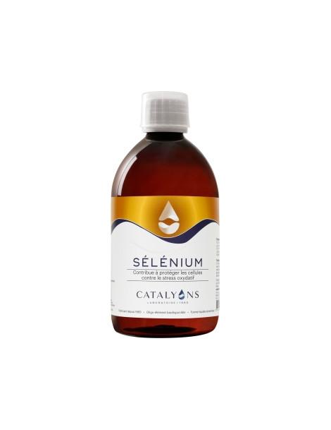 Oligo élément SELENIUM Catalyons 500 ml Catalyons