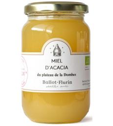 Miel d'Acacia bio 480g Ballot Flurin