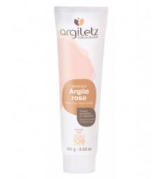 Masque argile rose prête à l'emploi 100gr Argiletz