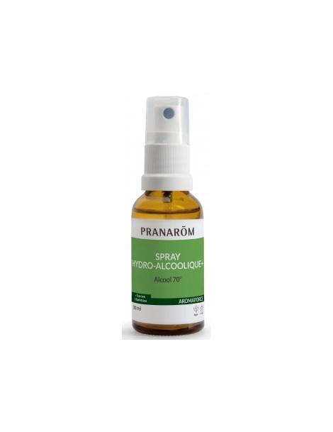 Spray hydro alcoolique+ 30ml Pranarôm