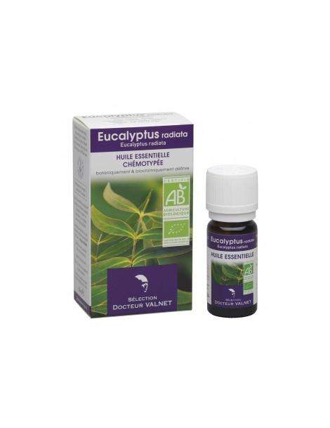 Huile essentielle Eucalyptus Radiata 10ml Dr Valnet
