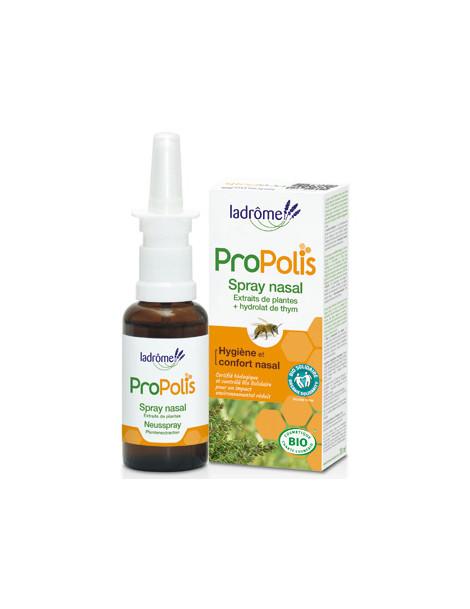 Spray nasal Propolis + echinacea 30ml Ladrome