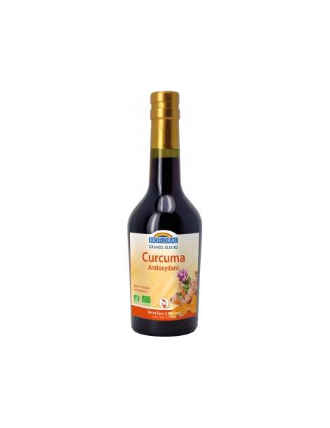 Elixir d'Orient curcuma Bio Biofloral
