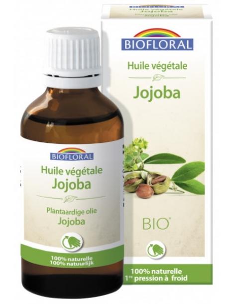 Huile végétale Bio de Jojoba 50ml Biofloral