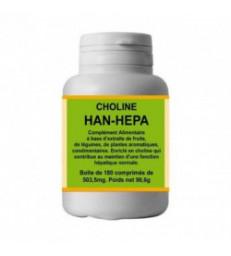 Han Hepa 180 comprimés Nouveau Format Han-biotech