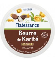 Beurre de Karité BIO 100 gr Natessance