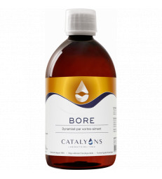 Bore ionisé 500 ml Catalyons