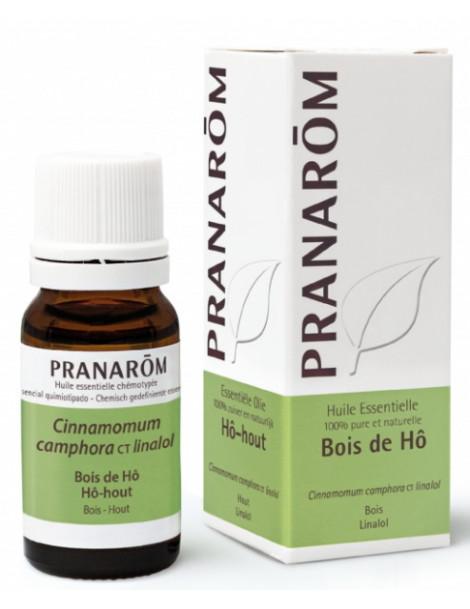 Bois de Hô 10 ml Pranarom huile essentielle complément alimentaire Herboristerie de paris
