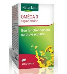 Omega 3 90 capsules Naturland