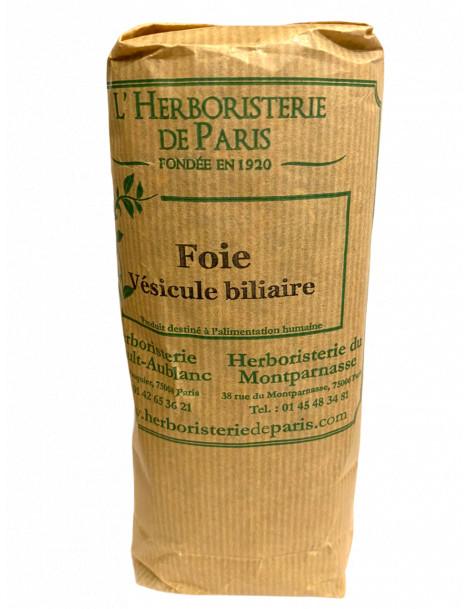 Tisane Foie Vésicule Biliaire 130g Herboristerie de Paris