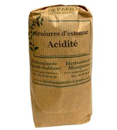Tisane Brulures d'estomac, acidité 100g Herboristerie de Paris