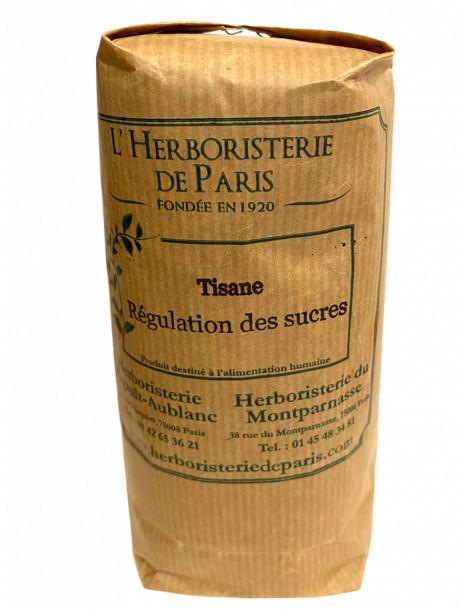 Tisane Régulation des sucres 150 gr Herboristerie de Paris
