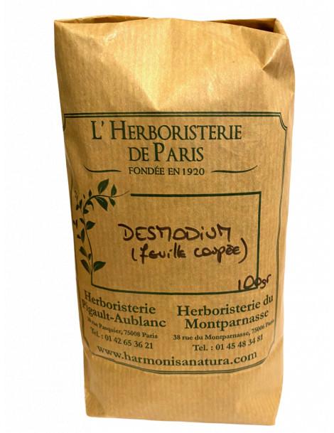 Desmodium feuille coupée 100g Herboristerie de Paris