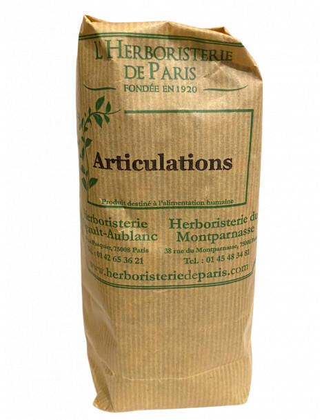 Tisane Articulations 150g Herboristerie de PARIS