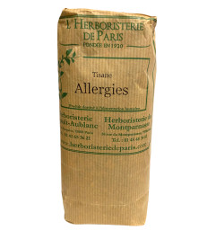 Tisane Allergies 100 gr Herboristerie de Paris